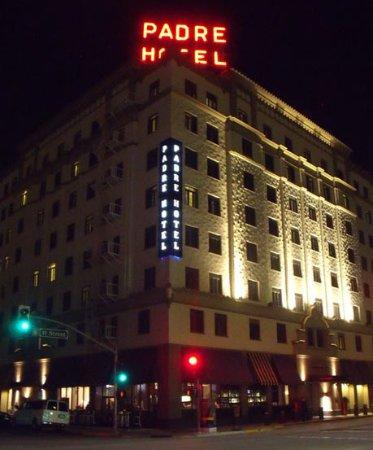 Padre Hotel Bakersfield