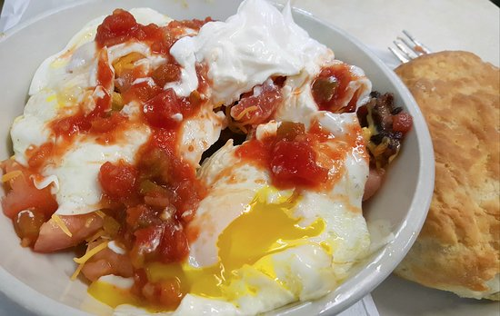 Smith Street Diner: Mexican Eggs