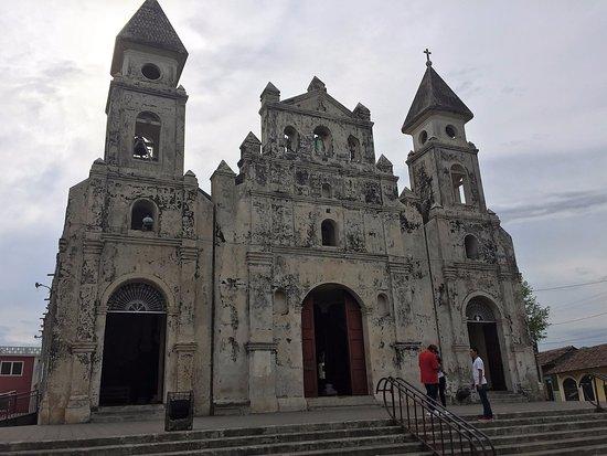 Masaya, Nicaragua: Church in Granada