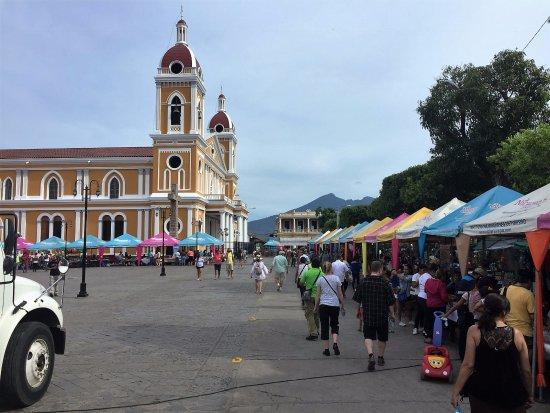 Masaya, Nicaragua: Festival in Granada