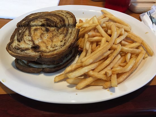 Bartow, Floryda: Patty Melt