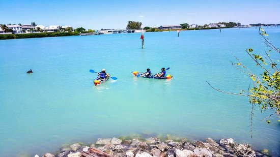Placida, FL: A fun way to view marine life, and enjoy the outdoors!