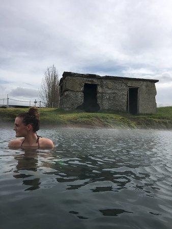 Fludir, Island: Secret Lagoon
