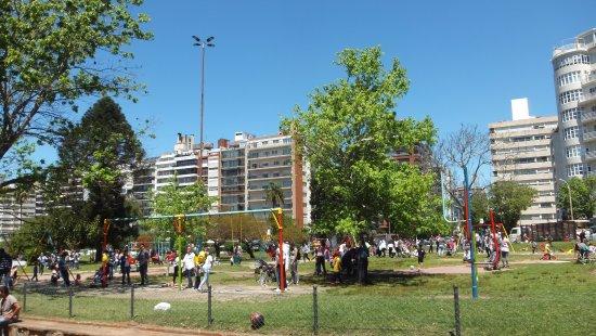 Parque de Villa Biarritz