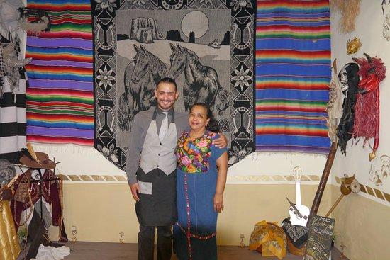 """Yautepec, Μεξικό: UNA IDEA ORIGINAL DE SUS PROPIETARIOS LA SRA. LORENA GONZÁLEZ ORTIZ Y EL ARTISTA """"KRISTIAN KON K"""