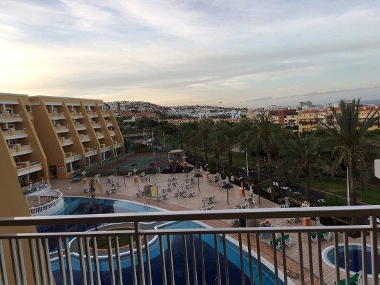Hotel Chatur Playa Real: Schöne Aussichten !