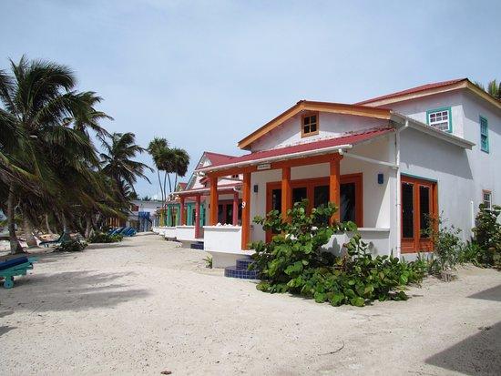 Tranquility Bay Resort: Cabanas