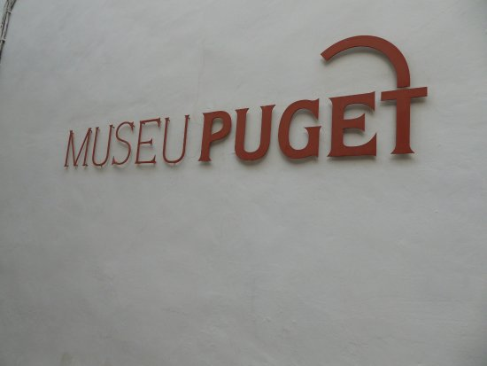 Museo Puget: Entrance to the Museum