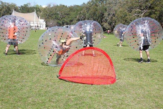 Savannah Battle Ball