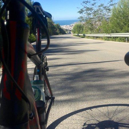 bike2malaga: A-7000 climb