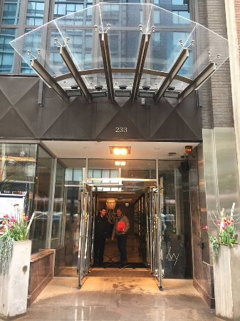 Ivy boutique hotel entrance picture of ivy boutique for Boutique hotels chicago