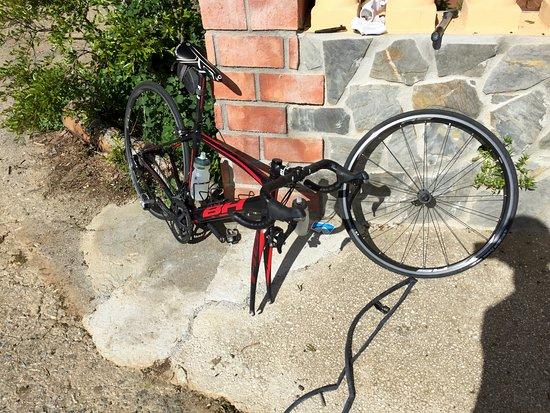 bike2malaga: Bring an extra tube!