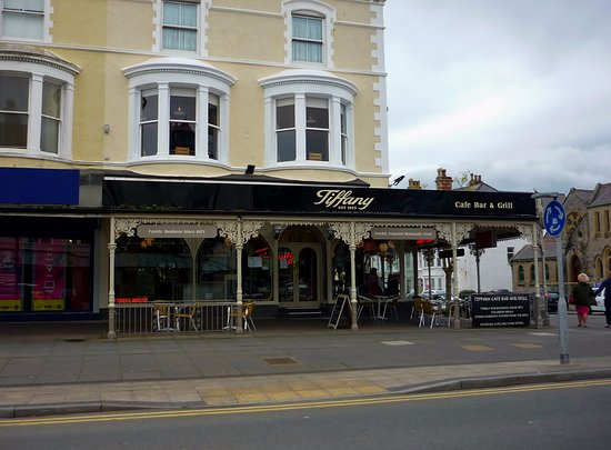 Tiffany Cafe Bar, Llandudno