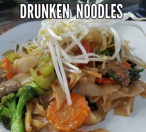 Anniston, AL: Drunken Noodles