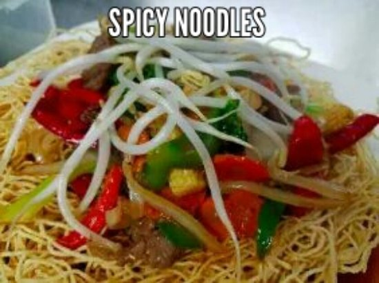 Anniston, AL: Spicy Noodles