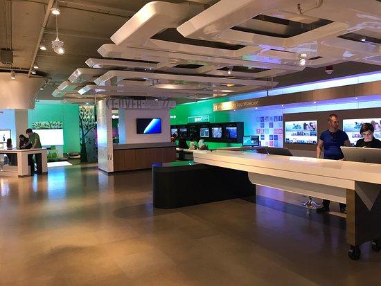 Microsoft Visitor Center: photo1.jpg