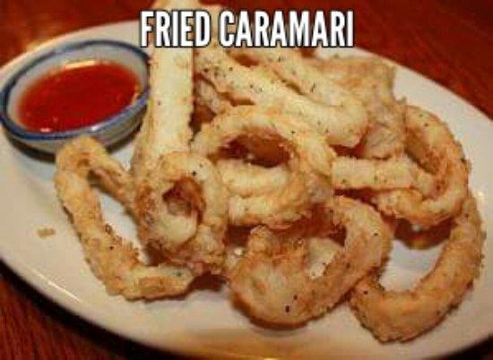 Anniston, AL: Fried Caramari