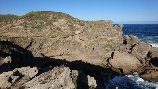 Plettenberg Bay, Sudáfrica: Robberg Nature Reserve