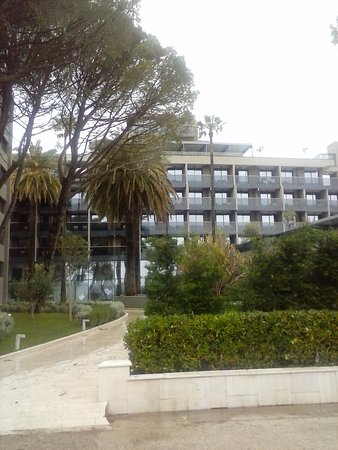 Igalo, Karadağ: вид на отель