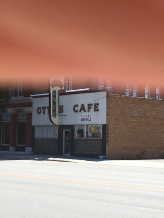 Pittsburg, KS: Otto's Cafe