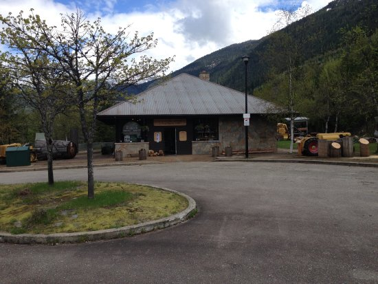 Revelstoke, Canadá: BC Interior Forestry Museum