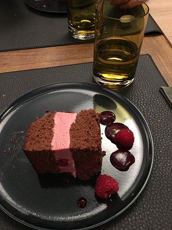 Ellezelles, Bélgica: Dessert