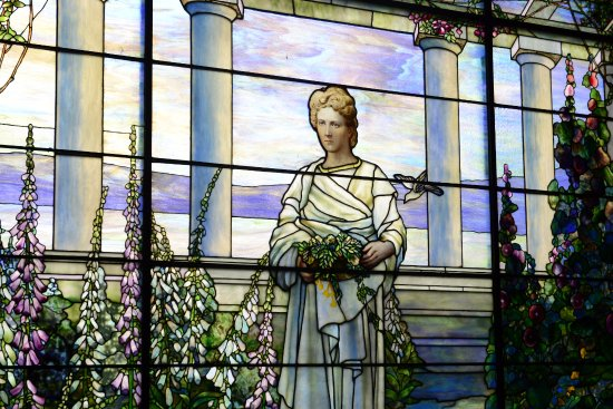 Afton, VA: Stained Glass
