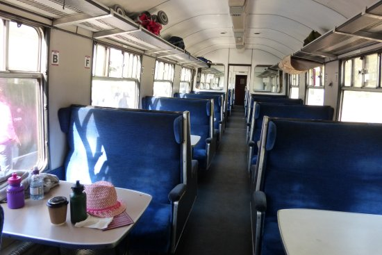 Standard Class Seats Picture Of Jacobite Steam Train