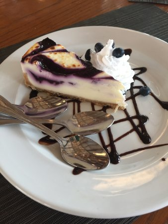 North Chelmsford, แมสซาชูเซตส์: Blue Berry Cheese Cake