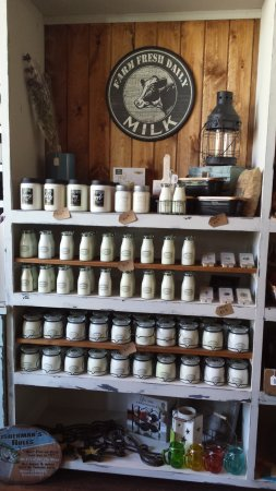 McGregor, IA: We are proud to carry Milkhouse Candles!
