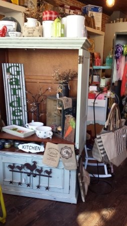 McGregor, IA: We carry a variety of gifts, signs and home decor!