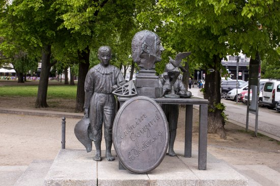 Adolph Diesterweg Denkmal