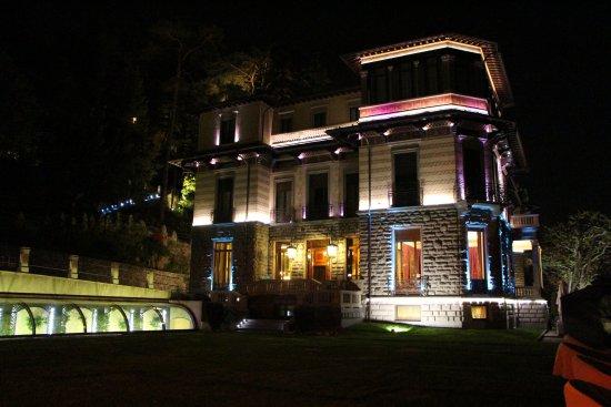 Casta Diva Resort & SPA : Main hotel