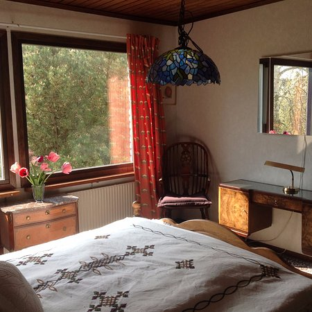Paskallavik, Suecia: garden view mini suite with terrace and adjoining livingroom