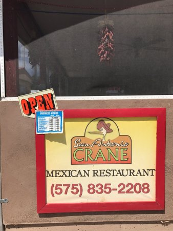 San Antonio, Nowy Meksyk: This place is the best in Socorro County. Fresh food every time. Best Sopapillas and service you