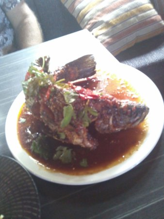 Yandina, Australië: Crispy Fish