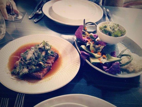 Yandina, Australië: Part of the $110 menu