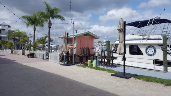 Pirate's Cove Resort and Marina: Waterfront