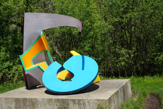 Chicago Athenaeum International Sculpture Park