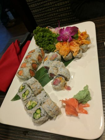 Carmel, IN: Hino Oishi Hibachi and Japanese Cuisine