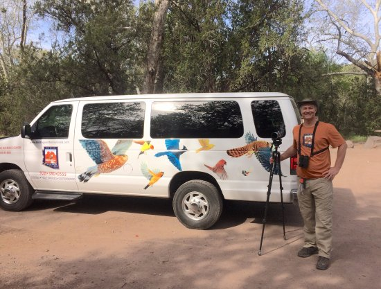 Birding Northern Arizona