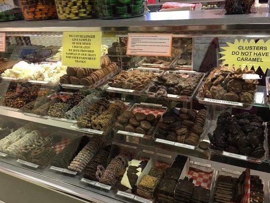 Meadows of Dan, VA: Nancy's Candy Company