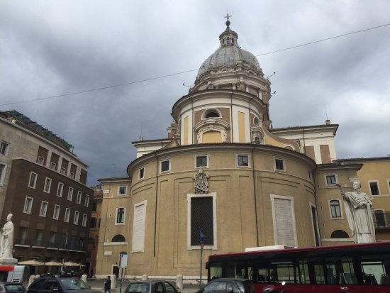 Basilica dei SS. Ambrogio e Carlo: San Carlo al Corso