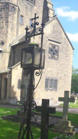 Rossett, UK: Church