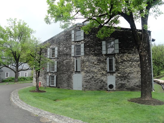 Versailles, KY: One Of The Many Bourbon Aging Warehouses