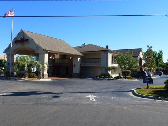 Howard Johnson Express Inn Savannah Ga Hotel And Ng Grounds