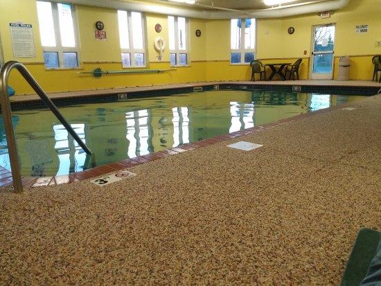 Sault Ste. Marie, MI: The pool