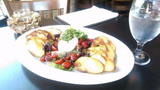 Moorhead, MN: Burrata at Rustica