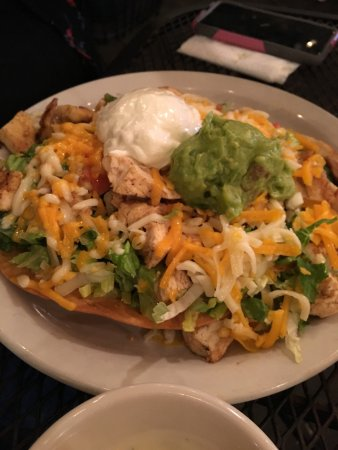Waxahachie, TX: Though my last review is still available, I returned to enjoy this wonderful food. Seated on the