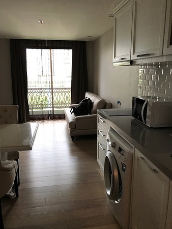 1 Bedroom Include Kitchen And Washing Machine Picture Of Hope